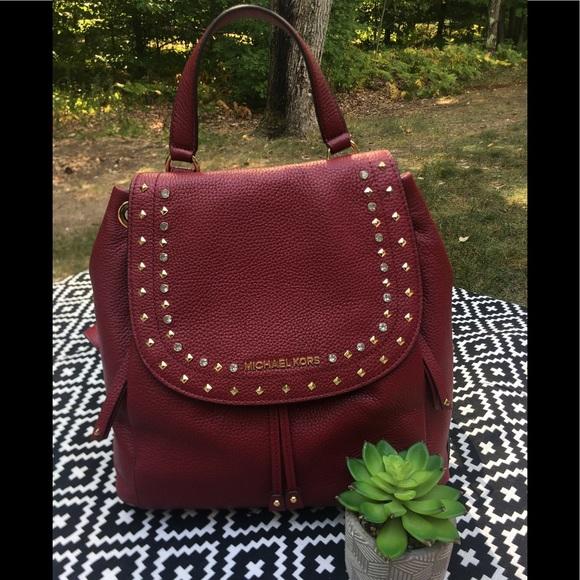 f15dcadaa46b Michael Kors Bags   Large Riley Backpack   Poshmark